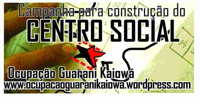 Contribua com o Centro Social