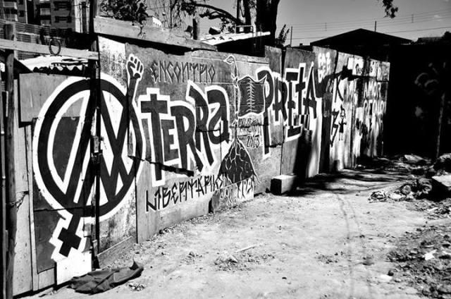 Grafite Terra Preta na Guarani Kaiowá